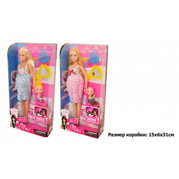 "Кукла типа ""Барби Беременная"" (1548237) (6026E)"