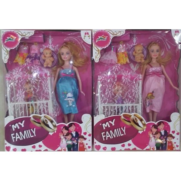 "Кукла типа ""Барби Беременная"" (1647460) (6005AD)"