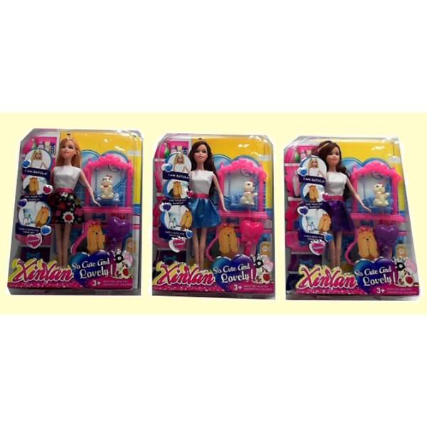 "Кукла типа ""Барби"" (XY8004A)"