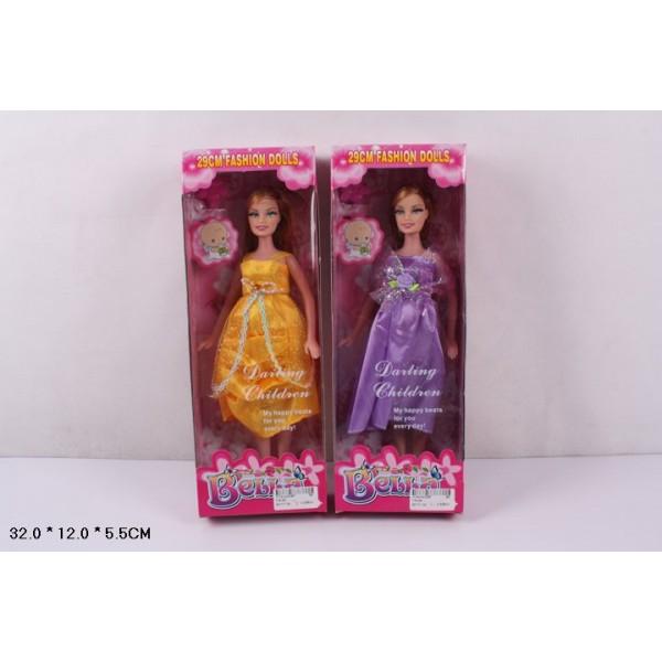 "Кукла типа Барби""Беременная"" (116-29)"