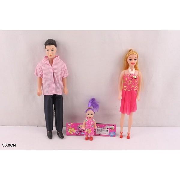 "Кукла типа ""Барби""Семья"" (T2068-6)"