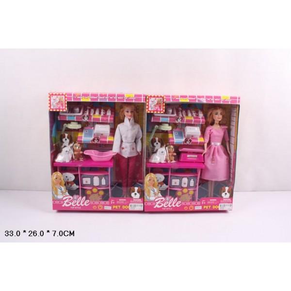 "Кукла типа ""Б""Ветеринар"" (JX600-59)"