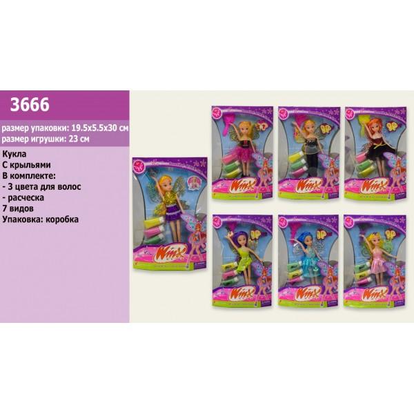 """Кукла """"Winx"""" (3666)"""