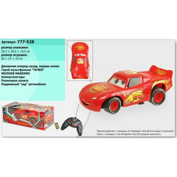 Машина батар.р/у 777-528
