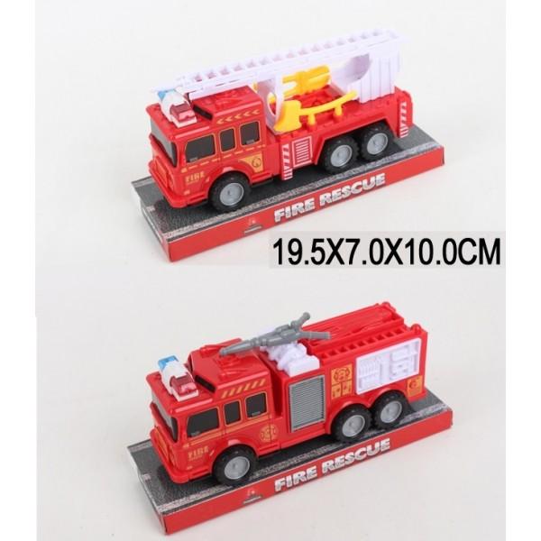 Машина инерционная пожарная 129-1-4