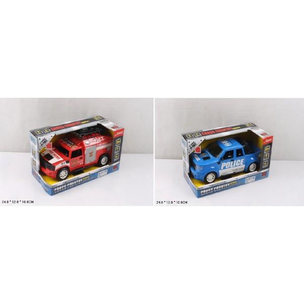 Машина на батарейках 25J57/81