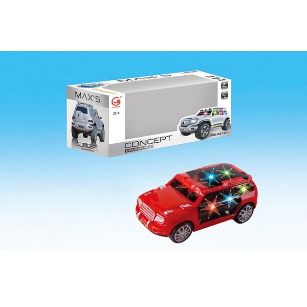 Машина на батарейках 8319-1
