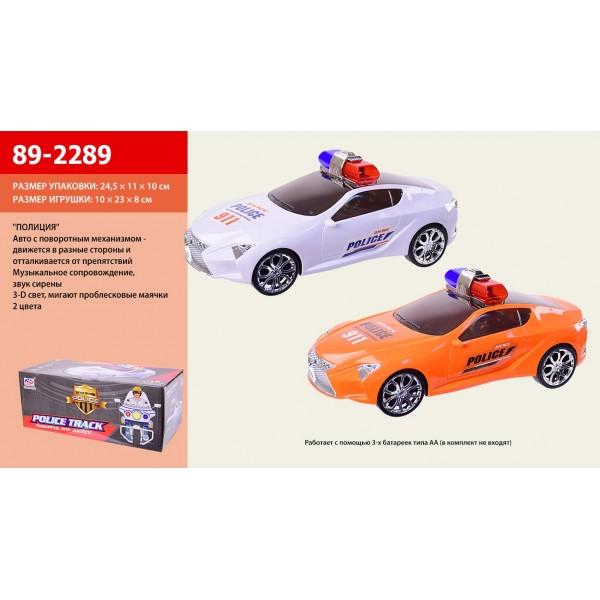 Машина на батарейках 89-2289