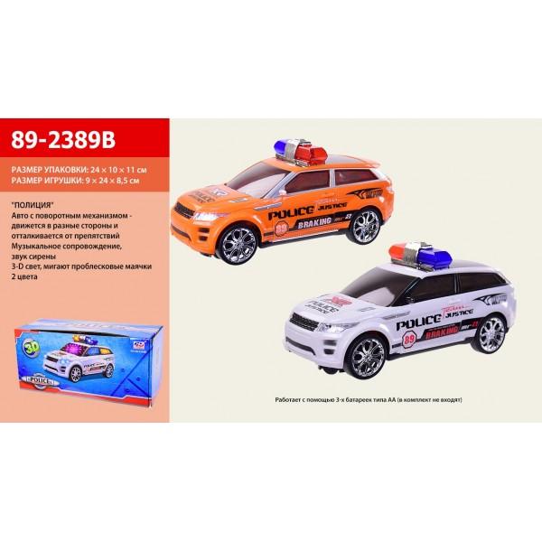 Машина на батарейках 89-2389B