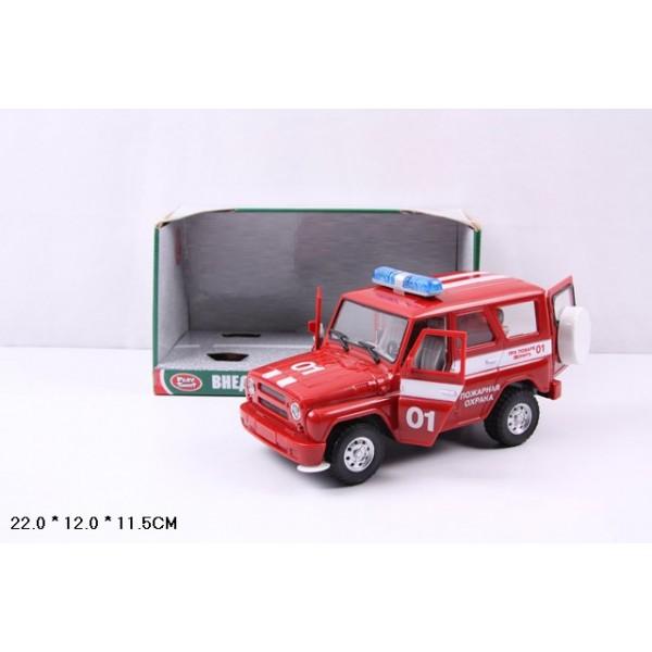 """Машина на батарейках 9076-E """"Пожарная охрана"""""""