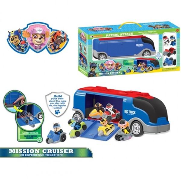 Машина с героями 553-144