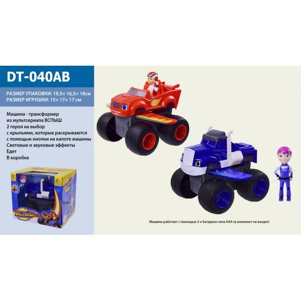 Машина-трансформер DT-040AB