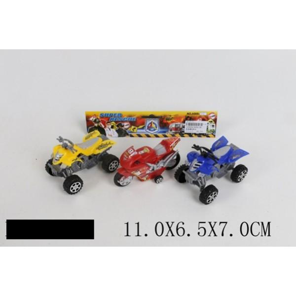Мотоцикл инерционный A505-28 (1559264)