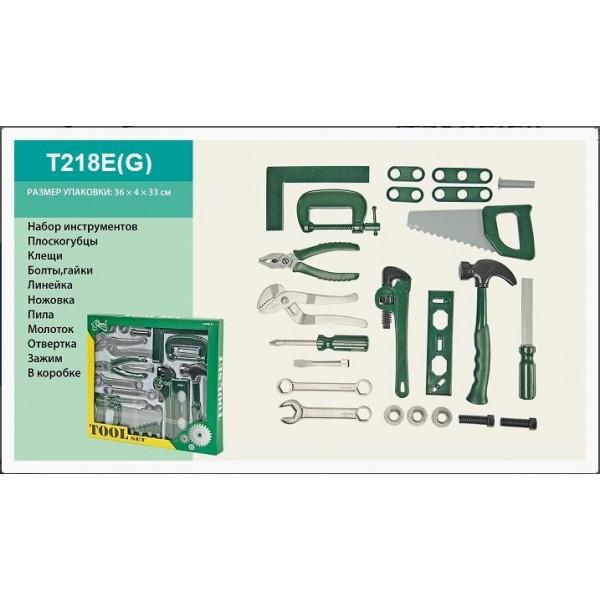 Набор инструментов (G) (T218E)
