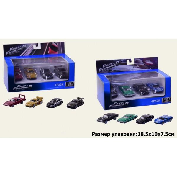 Набор машин металл 2367-11