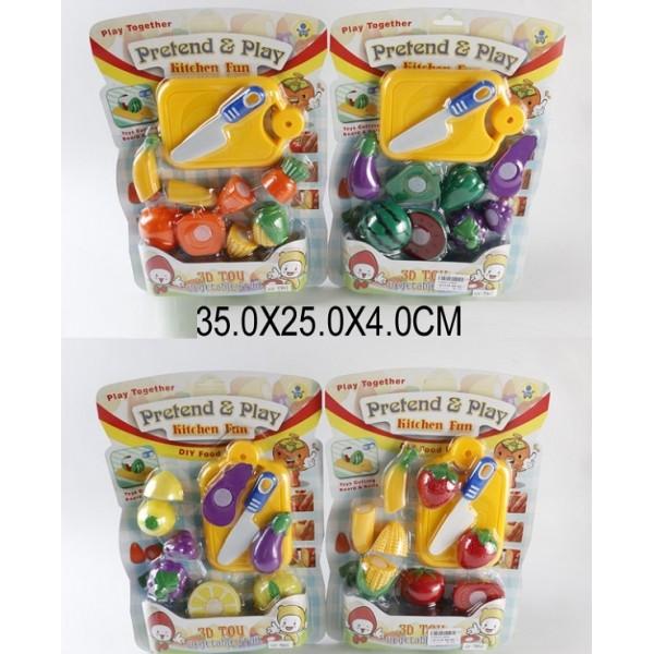 Овощи и фрукты  (12-13) (9805/6)