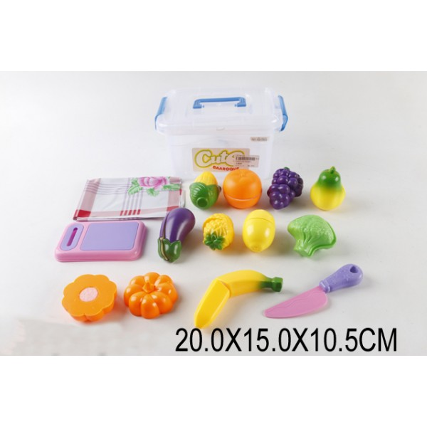 Овощи и фрукты (1525253) (B0963)