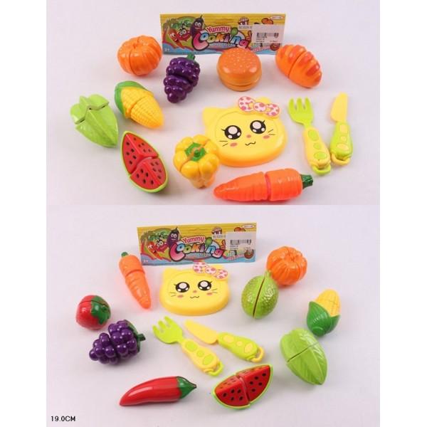 Овощи и фрукты (5020A-18/19)