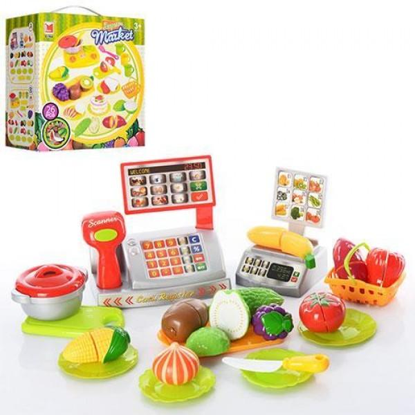 Овощи и фрукты (616A)
