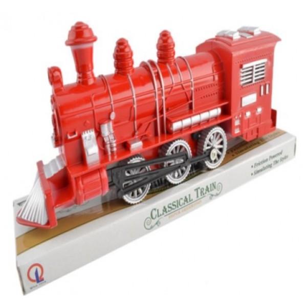 Поезд инерционный 538B