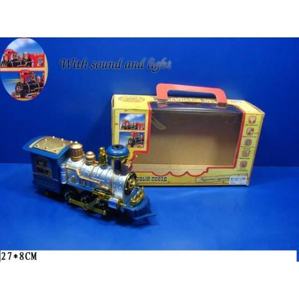 Поезд на батарейках 0624