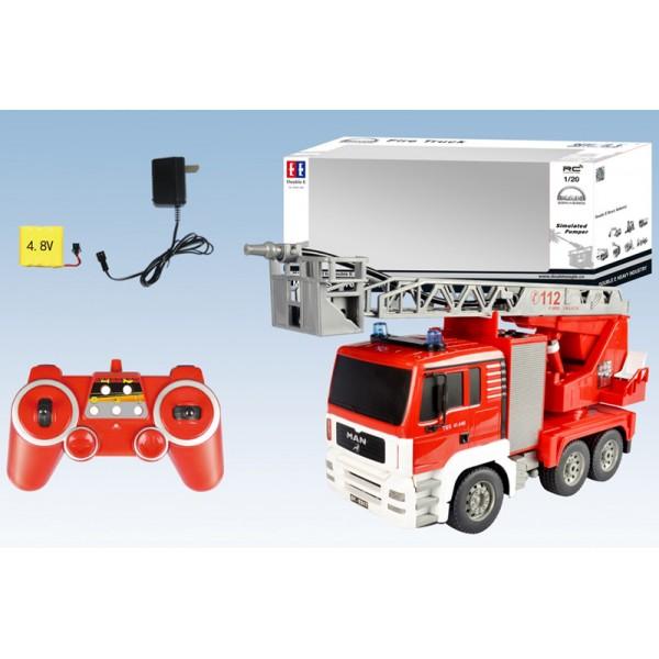 Пожарная машина аккум на р/у  (E567-003)