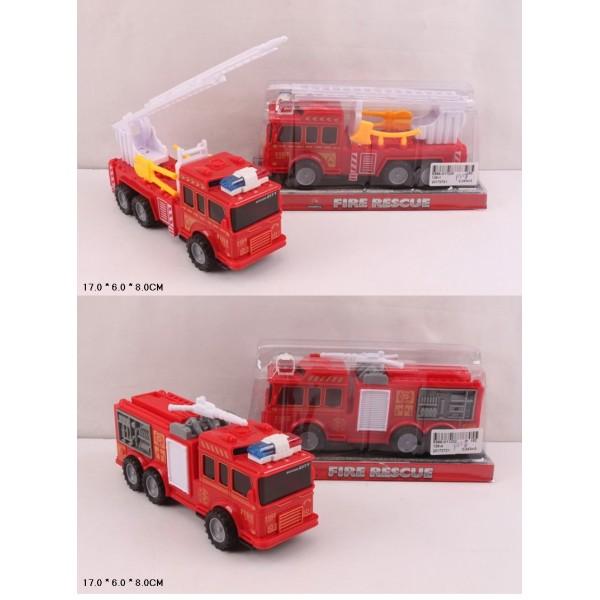 Пожарная машина батар. (129-1/4)