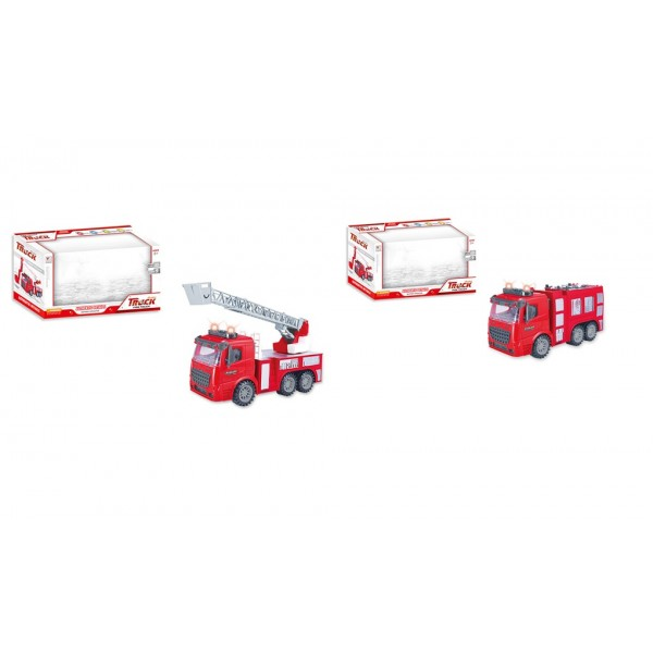 Пожарная машина батар. (98-616A/98-618A)