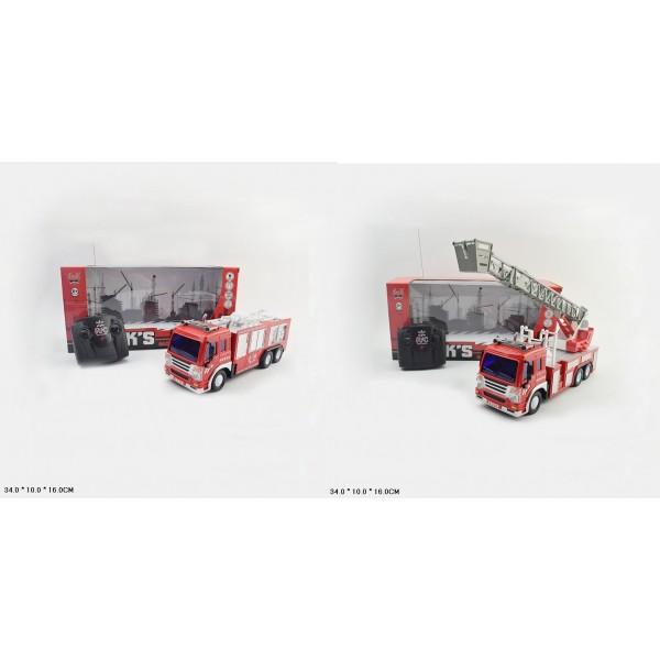 Пожарная машина батар.р/у  (958-17/18)