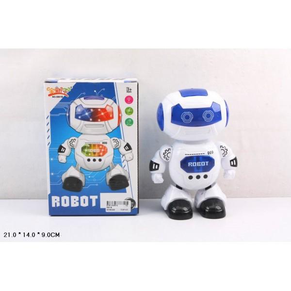 Робот на батарейках 5901B