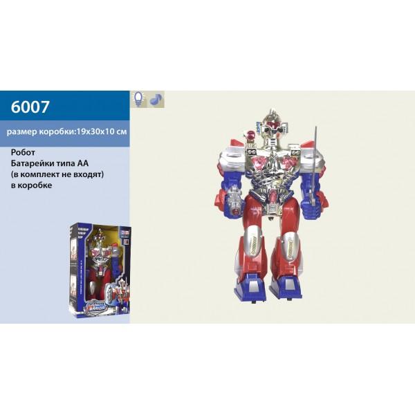 Робот на батарейках 6007
