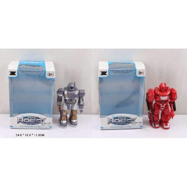 Робот на батарейках 906/7