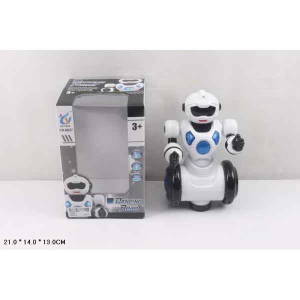 Робот на батарейках CX0627