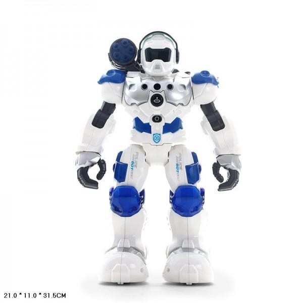 Робот на батарейках р/у 8088