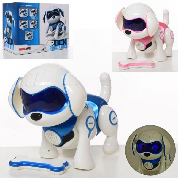 Робот-собака на батарейках 961