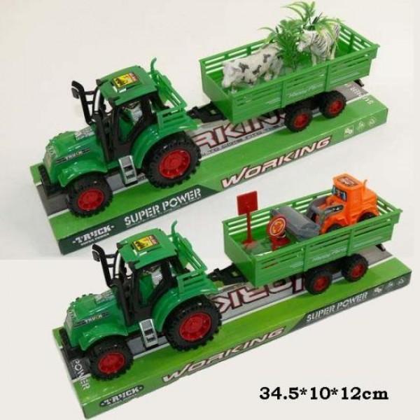 Трактор инер (845117/19) (1035-7/9)