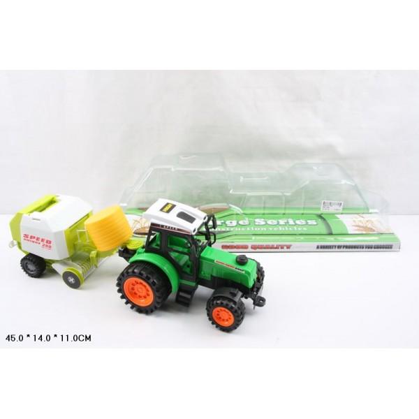 Трактор инерц (666-106B)