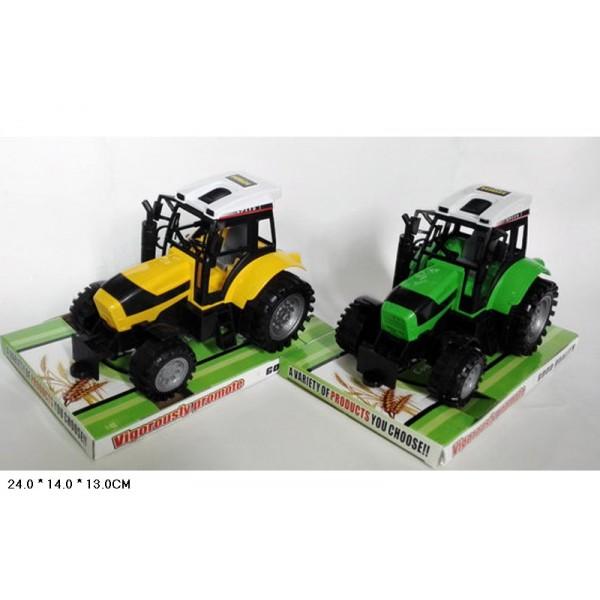 Трактор инерц (666-112A)