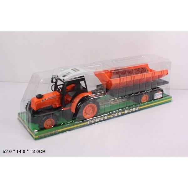 Трактор инерц (666-9B)
