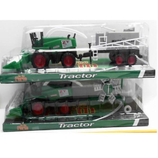 Трактор инерц (YY93533) (798-A83)