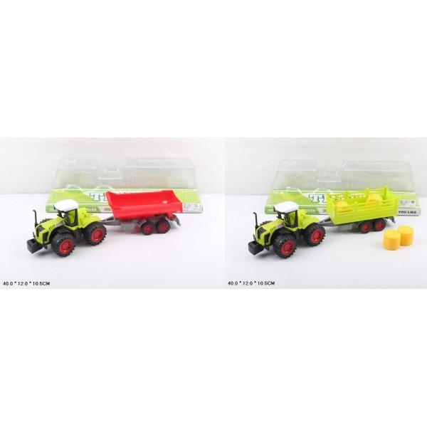Трактор инерц. (666-144A/B)