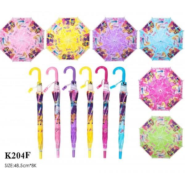 "Зонт ""Barbie"" (K204F)"