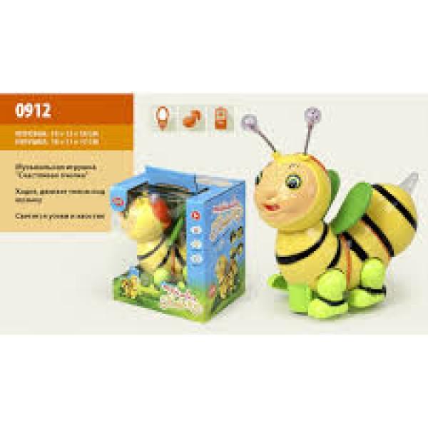 Муз. животные Пчела 0912
