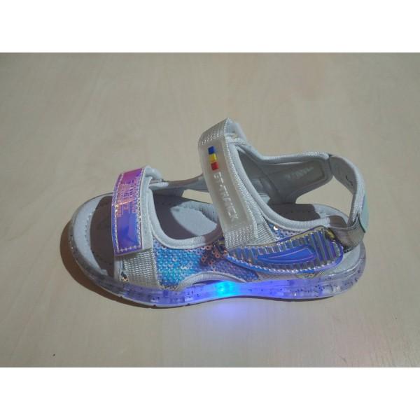 Сандалии с подсветкой, ZB-L202-1