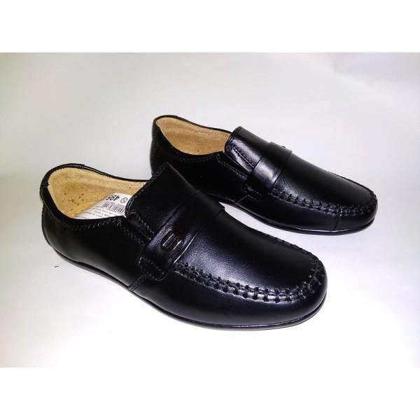 Туфлі чорні шкільні