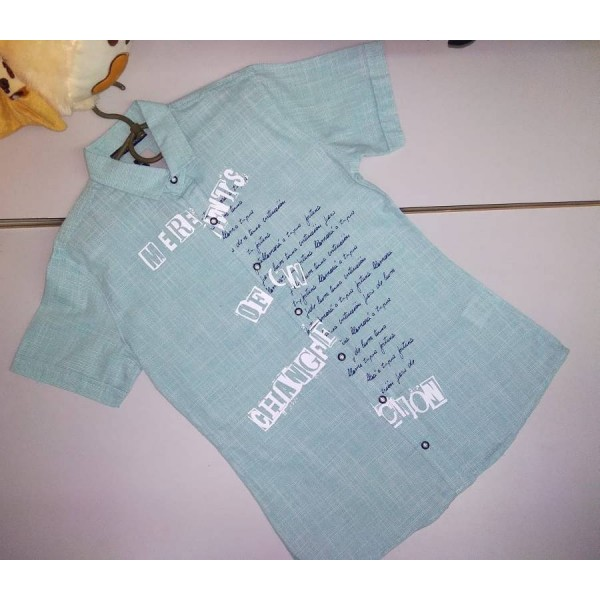 """Рубашка """"Blueland"""""""
