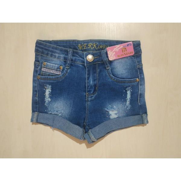 Шорты джинсовые, ZB-605