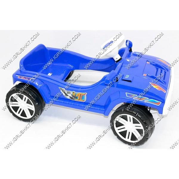 Машина педальная