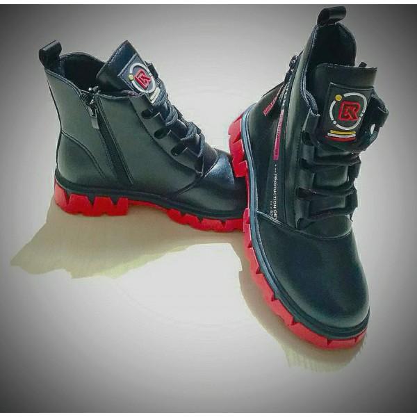 Ботинки  для девочки, ZB-A8113-2
