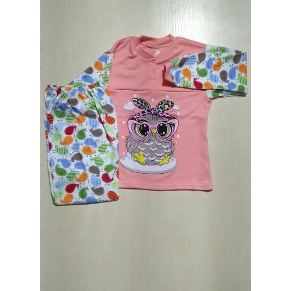 Пижама для девочки, ZB-10B014-01